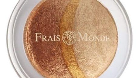 Frais Monde Thermal Mineralize Trio 2,2 g oční stín pro ženy 3