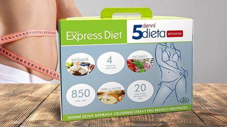 5denní proteinová dieta na principu ketózy