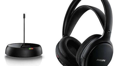 Sluchátka Philips SHC5200 (SHC5200/10) černá + Doprava zdarma
