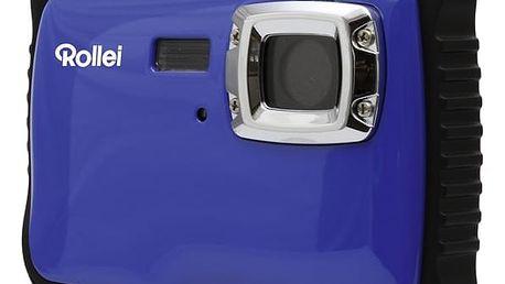 Digitální fotoaparát Rollei Sportsline 65 černý/modrý