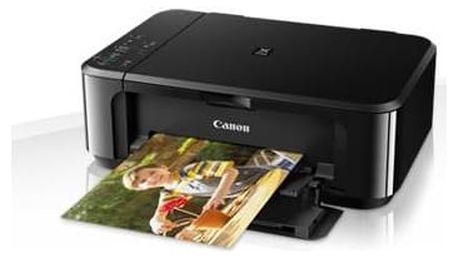 Tiskárna multifunkční Canon PIXMA MG3650 (0515C006) černá