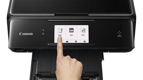 Tiskárna multifunkční Canon PIXMA TS8050 (1369C006AA) černá
