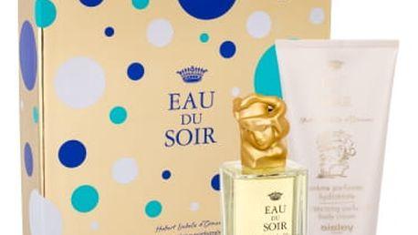 Sisley Eau du Soir dárková kazeta pro ženy parfémovaná voda 100 ml + tělový krém 150 ml