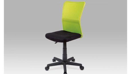 Kancelářská židle dětská KA-BORIS GRN Autronic