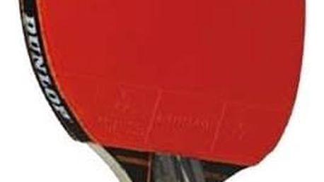 Pálka na stolní tenis Dunlop Rage Pulsar červená