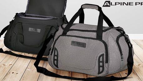 Sportovní taška Alpine Pro ve 2 barvách