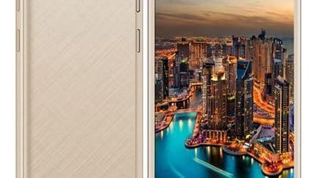 Mobilní telefon iGET GA7 (84000417) zlatý