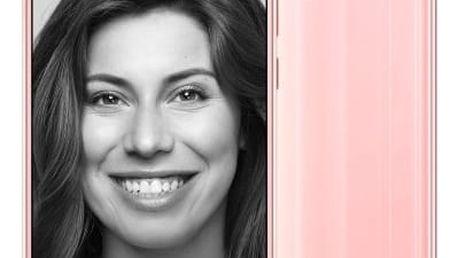 Honor 8 64GB Premium Sakura, růžová