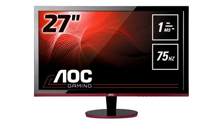 Monitor AOC G2778VQ (G2778VQ) černý + DOPRAVA ZDARMA