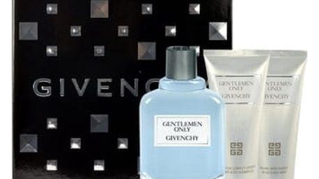 Givenchy Gentlemen Only dárková kazeta pro muže toaletní voda 100 ml + sprchový gel 75 ml + balzám po holení 75 ml
