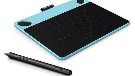 Tablet Wacom Intuos Comic Pen&Touch S (CTH-490CB) modrý + DOPRAVA ZDARMA