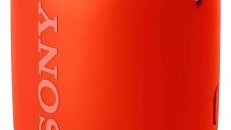 Přenosný reproduktor Sony SRS-XB10R červené
