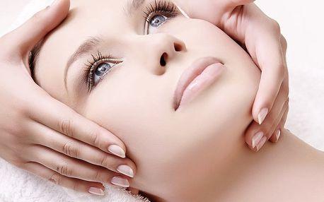 Kosmetické ošetření pleti v délce 75 minut