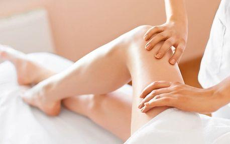 Ruční lymfatická masáž těla i obličeje