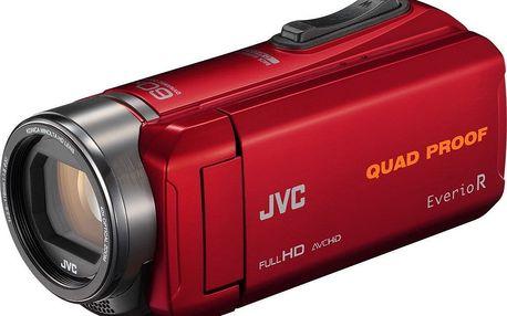 JVC GZ-R435 Red (GZ-R435R)