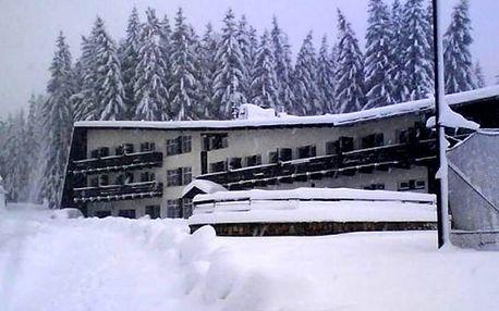 Pohádková dovolená v Beskydech v hotelu Bečva, ubytování, polopenze, infrasauna, zdarma úschova lyží