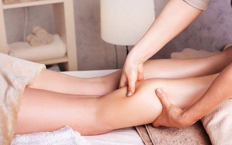 Ruční anticelulitidní masáž celých nohou