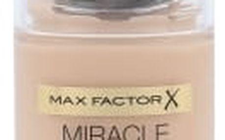 Max Factor Miracle Match 30 ml makeup pro ženy 45 Warm Almond