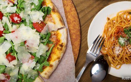 Tradiční italské speciality dle výběru