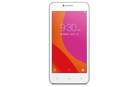 Lenovo B Dual SIM LTE bílý