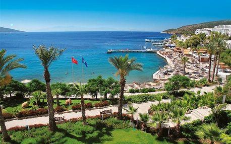 Turecko, Bodrum, letecky na 9 dní