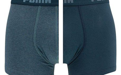 2PACK pánské boxerky Puma denim long L