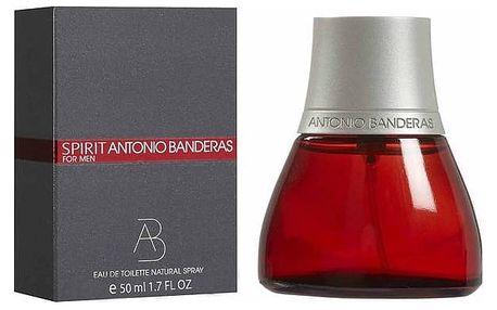 Antonio Banderas Spirit toaletní voda pánská 100 ml