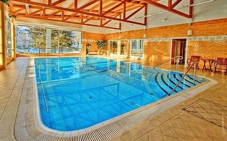 3–4denní wellness pobyt pro 1 v Mariánských Lázních v hotelu Krakonoš***