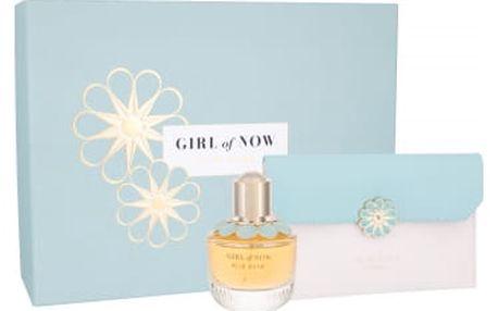 Elie Saab Girl of Now dárková kazeta pro ženy parfémovaná voda 50 ml + psaníčko