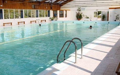 Penzion Elite v areálu lázní Vadaš Štúrovo se vstupem do bazénu