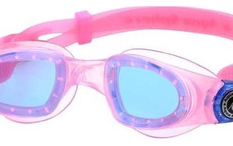 Brýle plavecké dětské Aqua Sphere Moby Kid růžové