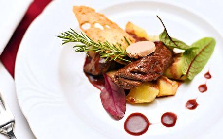 Luxusní italské menu pro 2 v samém srdci Prahy