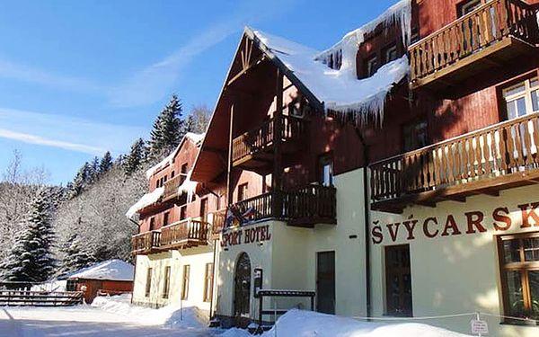 Last minute: lyžování ve Špindlu s wellness