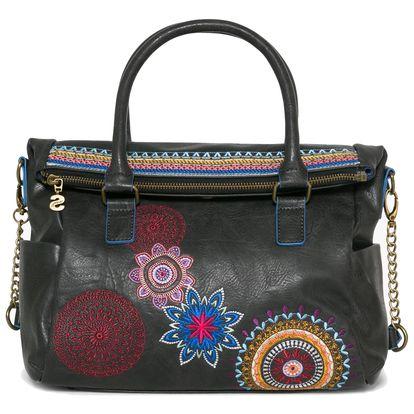 Desigual černá dámská kabelka Loverty Amber