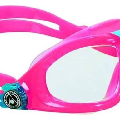 Brýle plavecké dětské Aqua Sphere Seal Kid 2 červené