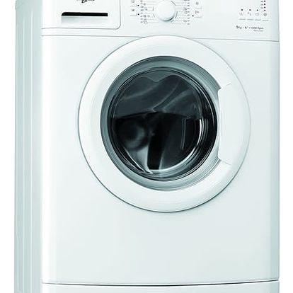 Automatická pračka Whirlpool AWO/ C 51001 bílá