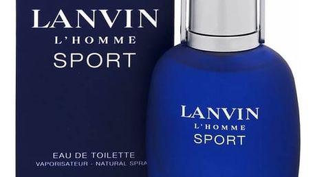 Lanvin Sport toaletní voda pánská 100 ml + Doprava zdarma