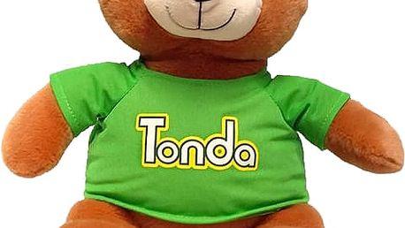 MAC TOYS Pohádkový medvídek Tonda