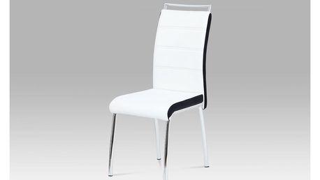 Jídelní židle DCL-403 WT bílá Autronic