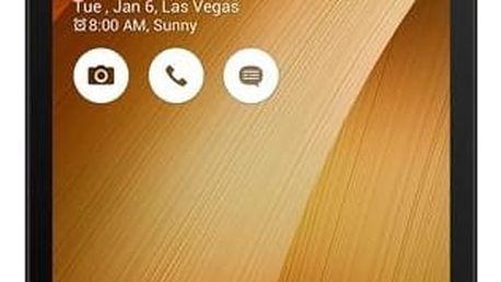 Mobilní telefon Asus ZenFone GO ZB500KL (ZB500KL-3G044WW) zlatý + DOPRAVA ZDARMA