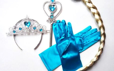Ledové království - Frozen, šaty či set, více velikostí