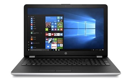 Notebook HP 15-bs015nc (1TT99EA#BCM) stříbrný Software Microsoft Office 365 pro jednotlivce CZ + Software F-Secure SAFE, 3 zařízení / 6 měsíců + Monitorovací software Pinya Guard - licence na 6 měsíců v hodnotě 2 278 Kč + DOPRAVA ZDARMA
