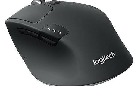 Myš Logitech Wireless Mouse M720 Triathlon (910-004791) černá + Doprava zdarma