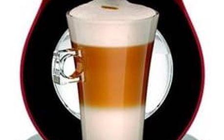 Espresso Krups NESCAFÉ® Dolce Gusto® Lumio KP130531 červené + Doprava zdarma