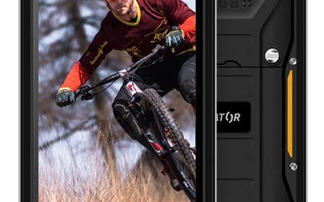Smartphone Aligator RX510 eXtremo Black
