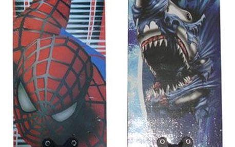 CorbySport 5720 Skateboard dětský dřevěná deska