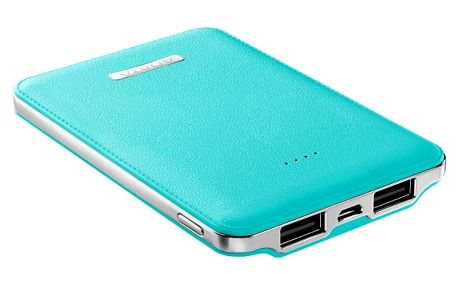 Power Bank ADATA PV120 5100mAh (APV120-5100M-5V-CBL) modrá