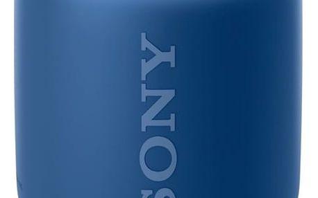 Přenosný reproduktor Sony SRS-XB10L modré