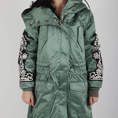 Kabát Replay SG8097 Blouson Zelená