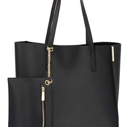 Dámská černá kabelka Charlize 549